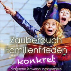 Zauberbuch Familienfrieden konkret von H. Grubhofer